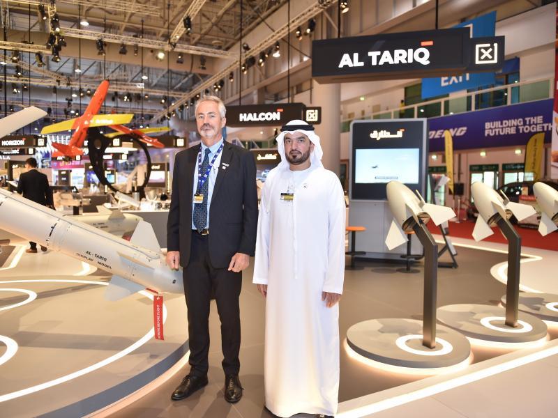 Al Tariq Announces Key Upgrades to Flagship PGMs During Dubai Air Show 2019